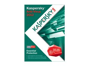 Kaspersky Anti-virus 2012 Deal