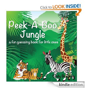 Peek A Boo Jungle Free Book