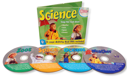 Science CD deal free shipping