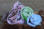bebe bella paisly designs basket deal