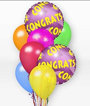 congrats balloons giveaway winner