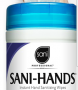 free sani-wipes sample deal