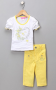 girls capri 2 piece outfit deal