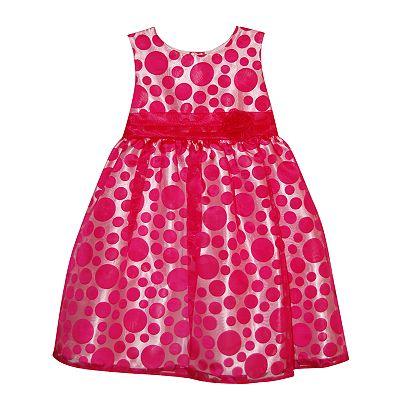Blueberi Boulevard Polka-Dot Dress Deal