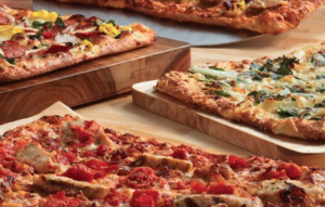 Free Artisan Pizza Deal
