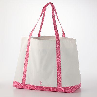 Kohl's Cares Bag Pink Deal