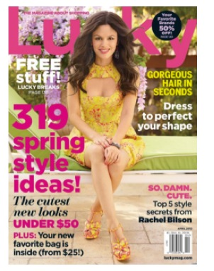 Lucky Magazine Deal