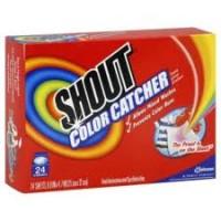 Shout Color Catcher Free Deal