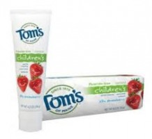 Toms Free Toothpaste Deal