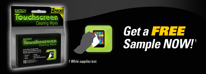Touchscreen Free Sample Deal
