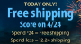 Vitacost Free Shipping Deal