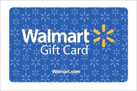 Walmart Gift Card Deal