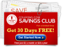 Coupons.com Savings Club Deal