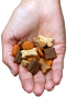Dog Trail Mix Freebie