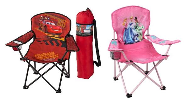 Kids Camping Chairs – $7 83 shipped reg $18 99 – Utah