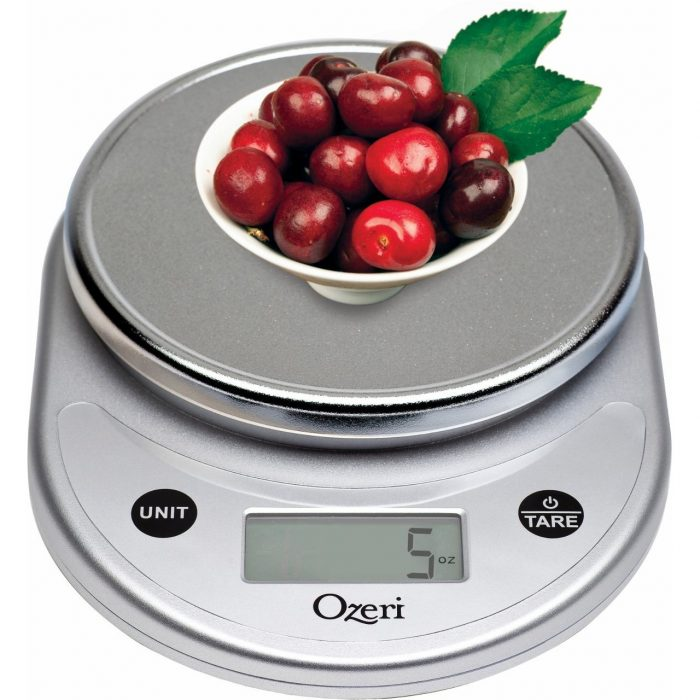Oxeri Pronto Digital Scale