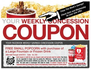 cinemark coupon