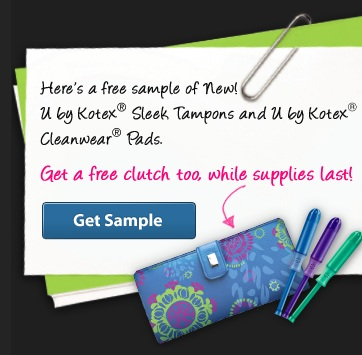 kotex sample