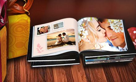 Printerpix Leatherbound Photobook