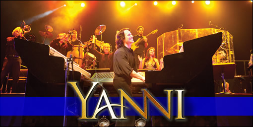 SLC Daily Deal Yanni