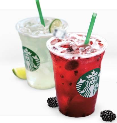 Starbucks Refresher Deal