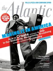 The Atlantic DiscountMags