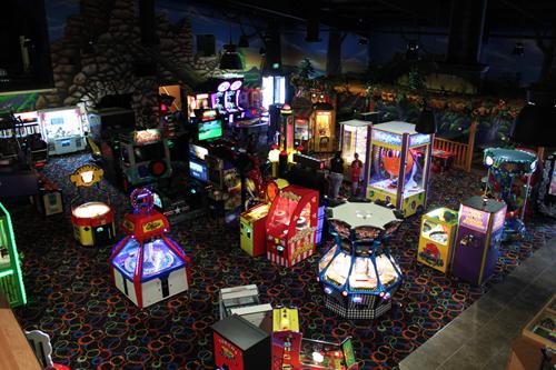 Toad's Arcade