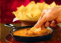 chilis free queso and chili skillet