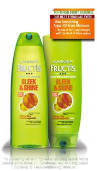 garnier fructise free sample deal