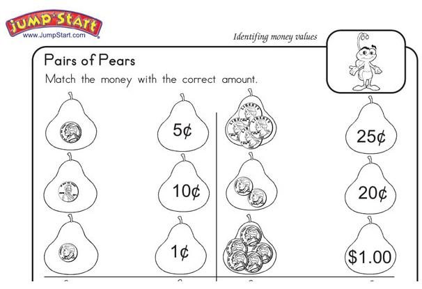 {jumpstart worksheets Utah Sweet Savings – Jumpstart Worksheets
