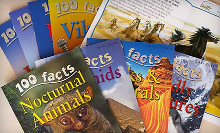 100 Facts Children's Book Sets