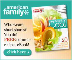American Family FREE Summer Recipes eBook