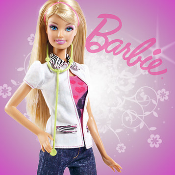 Barbie on Zulily