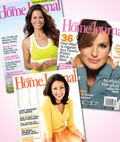 Ladies Home Journal 2 year for 7 Freebie: Ladies Home Journal 1 year subscription