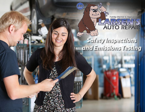 Larsen's Auto Repair Safety & Emissions