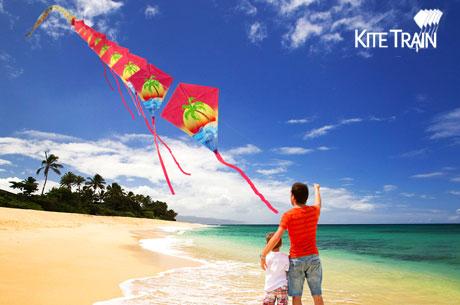 kite train