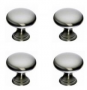 satin finish brushed pewter knobs deal