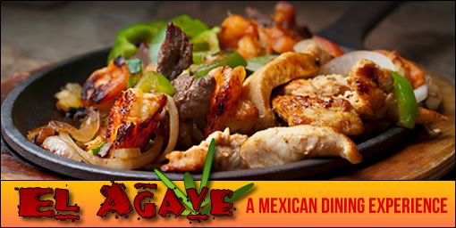 El agave mexican restaurant 25 gc for orem for Agave mexican cuisine