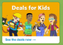 deals for kids
