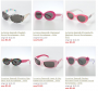 Girl's Sunglasses Kohl's Deal