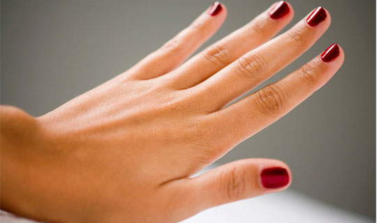 Salong Quality  Gel UV-Nails at Hom eKits