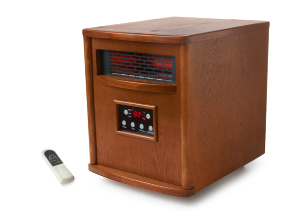 lifesmart infrared Heater