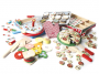 melissa and doug wooden food bundle