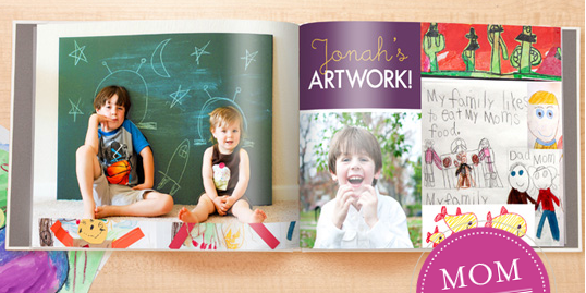 my publisher thru plum district Freebie: My Publisher photo book (new members only)