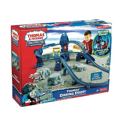 thomas and friends blue mountain quarry playset