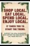 Shop Local - Small Business Saturday