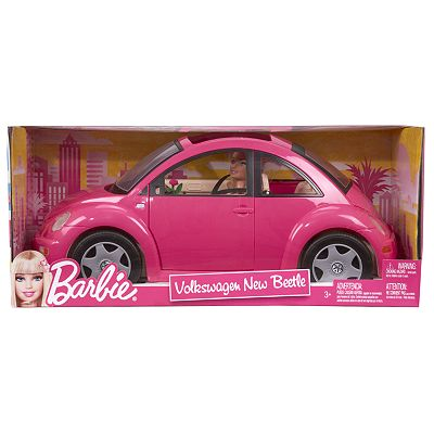 barbie volkswagen