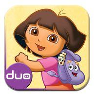 dora let's play backpack