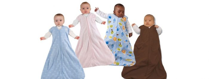 halo sleep sack
