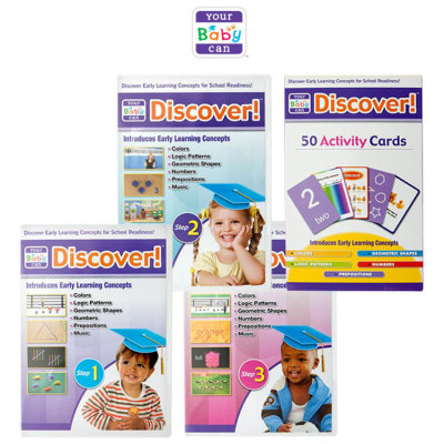 your baby can discover